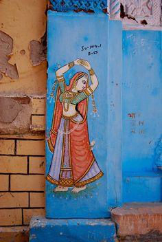 India Graffiti