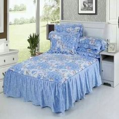 Bed Covers, Ruffle Bedspread, Bedding Sets, Bed, Designer Bed Sheets, Curtain Designs, Kids Bed Linen, Home Decor, Home Furnishings