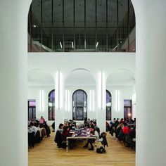 Rehabilitation of the National University Library  / ANMA