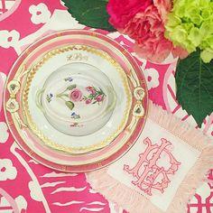 Happy springy pinks!