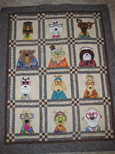Amy Bradley Designs: Quilters Care