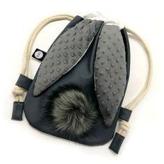 Plecak worek na kapcie KRÓLIK - #kapcie #KRÓLIK #na #negocios #Plecak #worek