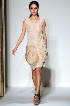 Massimo Rebecchi Woman (and Man) S/S 2012 @Modaonline