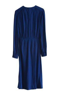 Miu Miu Blue Dress | VAUNTE