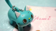$6.00 Dappunnya cat squishy~ there are 7 different colors. Check them out! ^-^