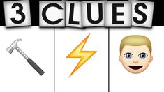 3 Clues Guess the Movie Quiz : Emoji Puzzle Game Emoji Puzzle, Guess The Movie, Entertaining, Game, Youtube, Gaming, Funny, Youtubers, Games