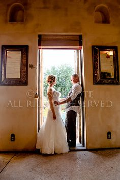 Photo from Abbie and Jason collection by Lisa Foote Photography at Agua Linda Farm