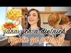 ČÍM NAHRADIT SACHARIDOVÉ PŘÍLOHY🍞🍚 a pořád si skvěle pochutnat😋 - YouTube Diabetes, Low Carb, Healthy Recipes, Breakfast, Food, Youtube, Noodles, Morning Coffee, Essen