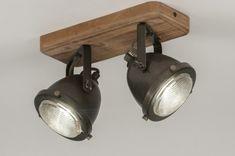Stoere lamp