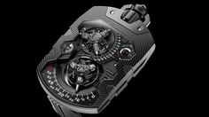 The Uwerk Zeit Device UR-1001, which retails for 345,000 Swiss francs ($400,000), is one the world's most exquisite, intricate and expensive pocket watches.
