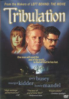 Tribulation (DVD)