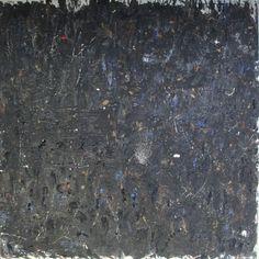 acrilico e vernice industriale su tela cm180x180