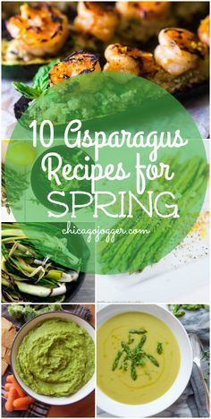 10 Asparagus Recipes