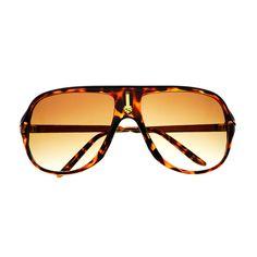 Sporty Fashion Large Celebrity Retro Aviator Sunglasses Shades A45
