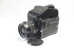 【EXC+++++】Mamiya M645 1000S W/SEKOR 55mm f/2.8,PDS Prism Finder from Japan#254.1 #Mamiya