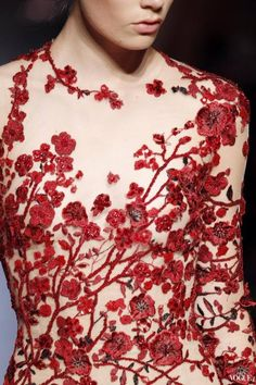 Zuhair Murad Collection FW 2011 Haute Couture : theBERRY