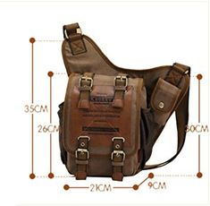 Messenger Backpack, Bradley Mountain, Menswear, Backpacks, Costumes, Purses, Vintage, Survival, Fashion