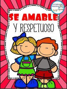 Kindergarten Classroom Organization, New Classroom, Spanish Classroom, School Binder Covers, School Template, Spanish Language Learning, Dual Language, Sunday School Lessons, Social Emotional Learning