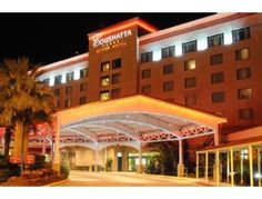 Stay At Coushatta Grand Hotel