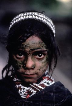 Kalash girl, Pakistan | Steve McCurry