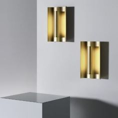 Typography CILON Rib Wall Sconce