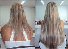 Cabelo Com Mega Hair, Long Hair Styles, Beauty, My Hair, Stretching, Lean Body, Long Hair Updos, Appliques, Long Hairstyle