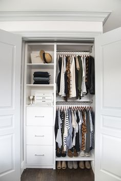 Designer Kate Rumson Knows Exactly What You Need For An Organized Closet |  Hunker   Tap