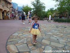 The best attractions at Walt Disney World, Orlando for very young children