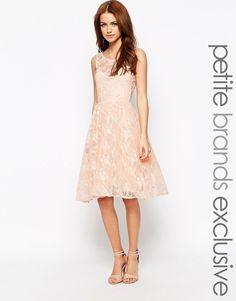 John Zack Petite Lace Dress, $65   39 Impossibly Pretty Bridesmaid's Dresses Under $75