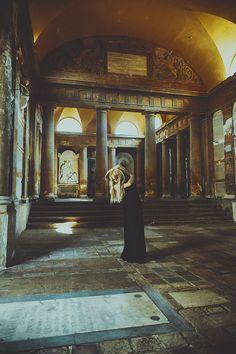 """Sometimes I See the Light"" — Photographer: Michele Maglio – Mic Photo Model: Stelladiplastica"