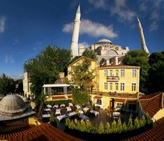 Ottoman Hotel Imperial Istanbul, Luxury Boutique Hotel in Sultanahmet