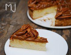 Esta receta tiene dificultad 0, si nunca has hecho una cheesecake, este es el momento. La ricotta está riquísima y aporta una textura di...