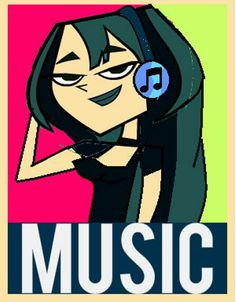 Vote for Gwen total drama