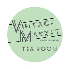 Logo for Vintage Market - Home & Garden
