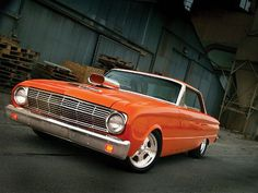 '63 Falcon Sprint - Falcon Redefined - Modified Mustangs & Fords Magazine Photo & Image Gallery