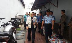 Semua Lapas di Jawa Barat Kelebihan Kapasitas