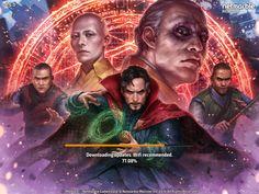 Dr.Strange at Marvel Future Fight