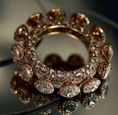 Two Tone Sterling Channel Diamond Bracelet – Finest Jewelry Jewelry Sets, Gold Jewelry, Fine Jewelry, Jewelry Making, Bridal Bangles, Wedding Jewelry, Wedding Rings, Diamond Bracelets, Bangle Bracelets