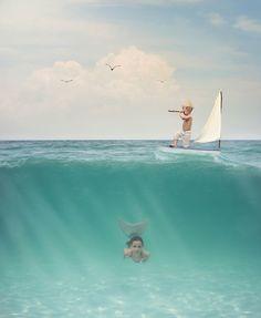 Photographer Captures Children's Dreams on Camera | POPSUGAR Moms