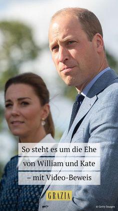 Wie es wirklich um Prinz Williams Ehe mit Herzogin Kate steht, beweist ein neues Video des 39-Jährigen. #grazia #grazia_magazin #royals #prinzwilliam #herzoginkate #ehe #cambridges