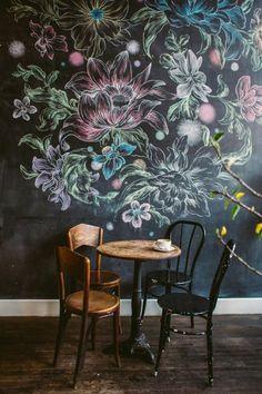 Kreative Wandgestaltung - Lassen Sie der Fantasie freien Lauf. Wer will denn nicht, die Wände in seiner Wohnung einzigartig gestalten? Heute hat man die ...