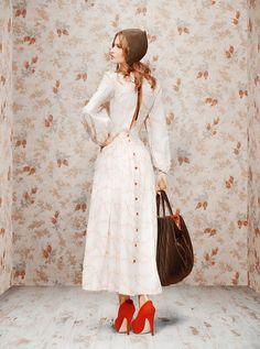 Коллекция осень-зима 2011/12 от Ульяны Сергиенко — Look At Me / «Конкурсы» — Дизайн одежды