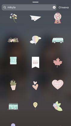 Instagram Emoji, Iphone Instagram, Instagram And Snapchat, Instagram Blog, Instagram Feed Ideas Posts, Creative Instagram Stories, Instagram Story Ideas, Instagram Editing Apps, Ig Story