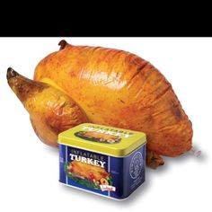 Should always have a inflatable turkey in your pantry!