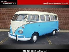 1975 Volkswagen Bus for sale in Raleigh, NC