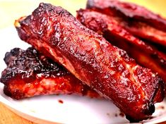 Chinese #Spareribs cooked to perfection.  www.GainesvilleFloridaHomes.com