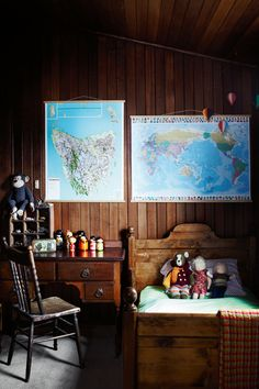 (vía Fern Tree cottage gallery 3 of 5 - Homelife)