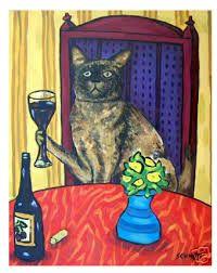 wine cat - Pesquisa Google