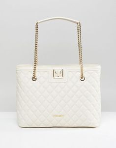 606e62949c Love Moschino Quilted Shoulder Bag Moschino Bag, Quilted Shoulder Bags,  Purses For Sale,