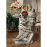 Found it at Wayfair - In the Arms of Romance End Table